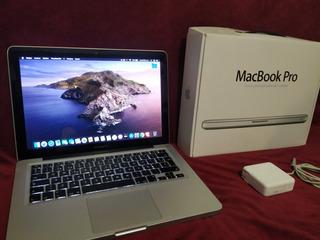 Apple Macbook Pro A1278 I5 500gb Ssd 16gb Ram