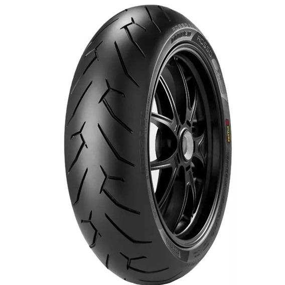 Pneu 180/55r17 Pirelli Diablo Rosso2