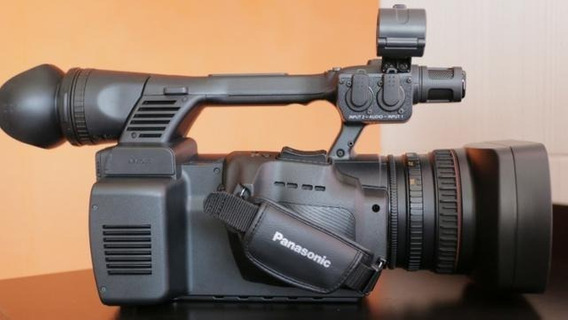 Filmadora Panasonic 130