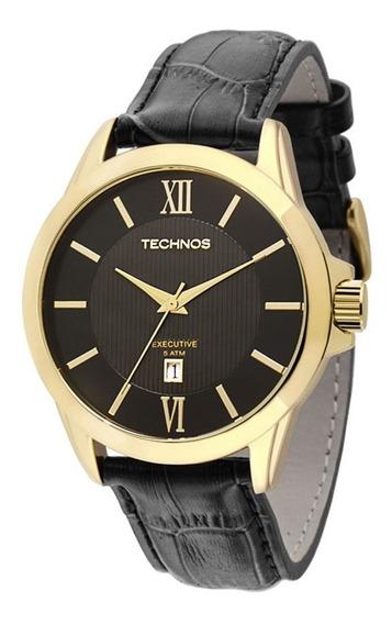 Relógio Masculino Technos Classic Executive 2115knh/0p