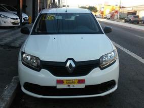 Renault Sandero 1.0 16v Authentique Hi-flex 5p Zerado