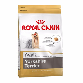 Ração Royal Canin Yorkshire Terrier Adulto 1kg