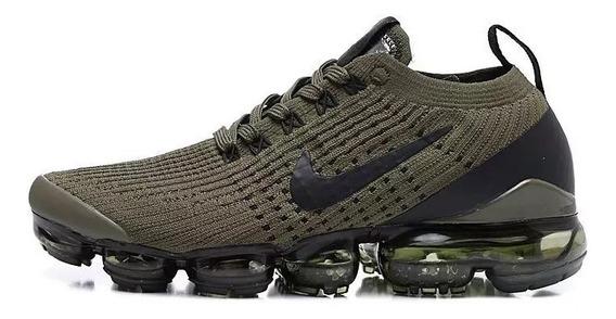Tênis Nike Air Vapormax 3.0, Verde-escuro Promoção 2019