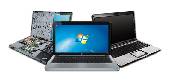 Notebook Acer, Asus, Dell, Hp, Lenovo, Samsung Com Defeito Quebrado * Leia *