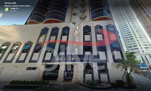 Imagem 1 de 1 de Ilha De Kastelorizo, Apartamento 3 Dormitorios, 3 Vagas De Garagem, Centro, Balneário Camboriú, Santa Catarina - Ap00632 - 33397042