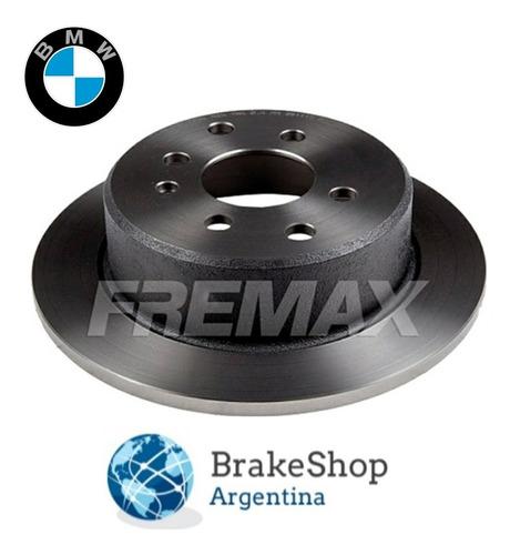 Disco De Freno Fremax Bmw 323i 82 94 Trasero