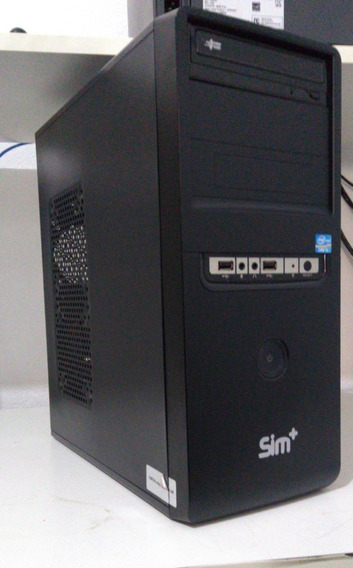 Cpu Intelbras - 4gb Ram - Intel Celereon - Windows 7