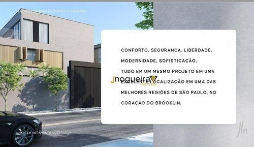 Imagem 1 de 30 de Casa Com 4 Dormitórios À Venda, 763 M² Por R$ 7.500.000,00 - Brooklin Paulista - São Paulo/sp - Ca3859