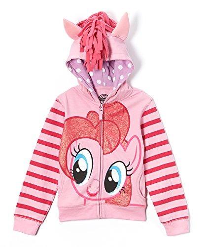 Sudadera Con Capucha Pinky Pie De My Little Pony Toddler Gir