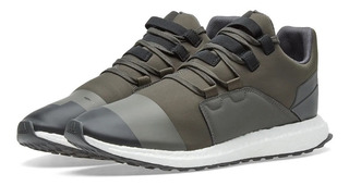 Tenis adidas Y3 Kozoko Black Olive Originales Yeezy Pharrell