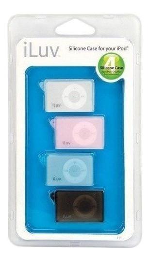 Forro Iluv Para iPod 2da Generación Il-i11 Somos Tienda