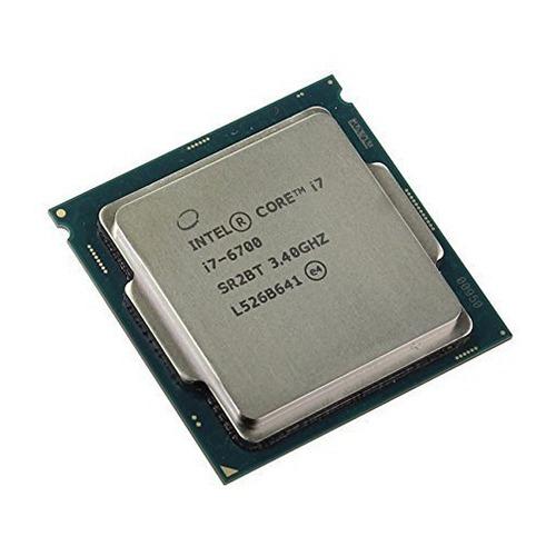 Core I7 6700 Lga 1151 3.4 Ghz 6ª Geração Oem Com Garantia