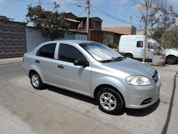 Chevrolet Aveo 2011 Mecanico, Liberado