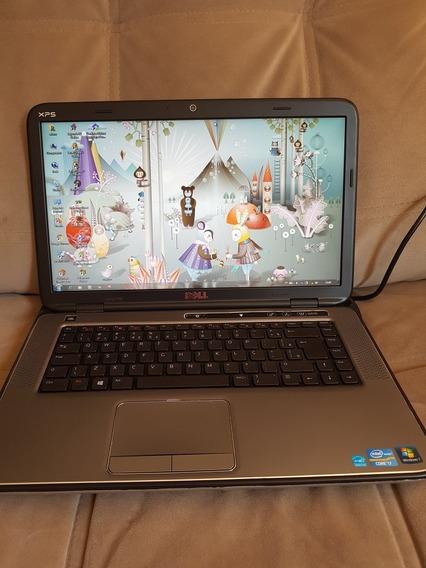 Notebook Dell Xps L502x Jbl I7 2670qm .gamer