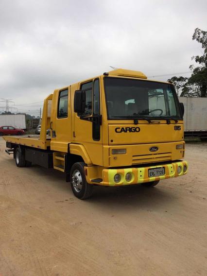 Guincho Plataforma Ford Cargo 815 2010