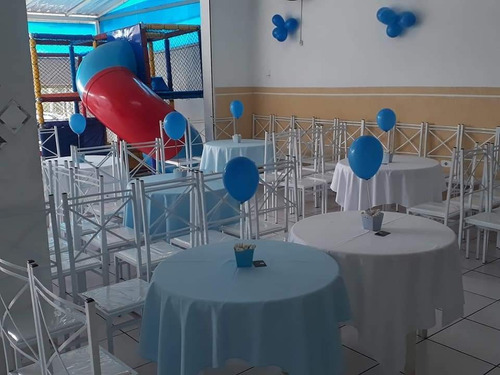 Imagem 1 de 5 de Salão De Festas Em Santo André