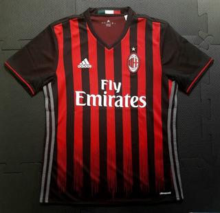 Camisa Ac Milan 2016/2017 Home - M adidas