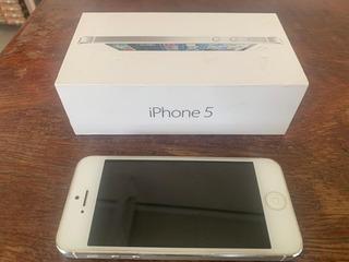 Apple iPhone 5 16gb Desbloqueado Original A1429 Branco