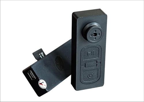 Botón Espía Hd De 8gb Dv Dvr Cámara Oculta