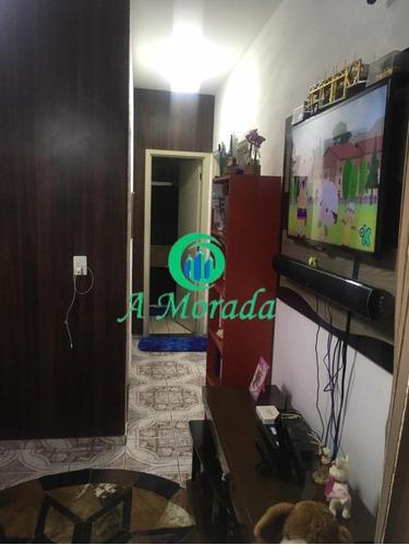 Imagem 1 de 11 de Ótimo Apartamento Na Vila São Pedro - Ap03150 - 69452915