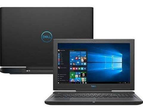 Notebook Dell G788 I7 8750h