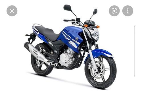 Imagem 1 de 3 de Fazer 250cc Limited Edition Azul