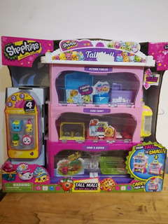 Shopkins - Centro Comercial Mall