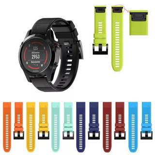 Correas Para Garmin Fenix 5x Quickfit