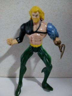 Aquaman Total Justice Kenner 1996 Zona Retro Juguetería