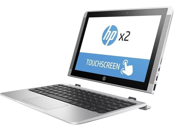Notebook 2 Em 1 Hp X2 10 Polegadas 4gb 64 Flash + 256 Sd