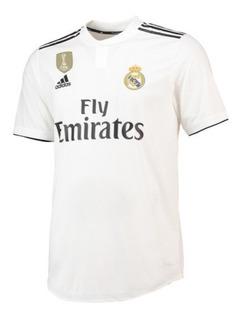 Camisa Real Madrid 18/19 Original Oficial Mundial De Clubes