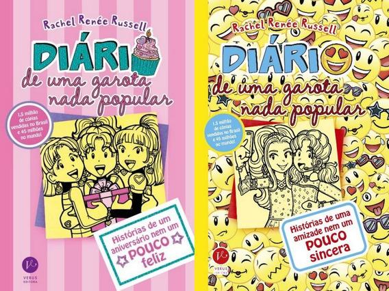 Diário De Uma Garota Nada Popular Volumes 13 E 14