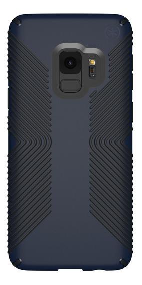 Speck Funda Presidio Grip Galaxy S9 Eclipse Blue/ Black