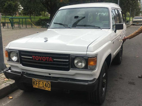 Toyota Land Cruiser Linea Fj62