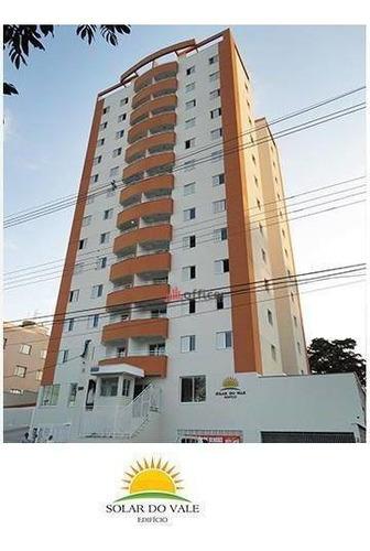 Apartamento Com 3 Dormitórios À Venda, 75 M² Por R$ 320.000,00 - Jardim Satélite - São José Dos Campos/sp - Ap0608
