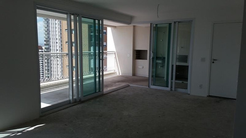 Apartamento Residencial À Venda, Jardim Anália Franco, São Paulo. - Ap3907