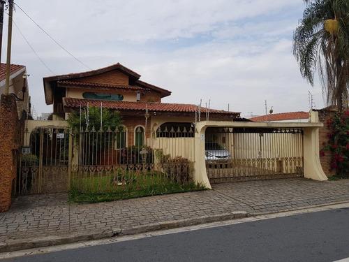 Imagem 1 de 30 de Casa Para Alugar, 400 M² Por R$ 8.000,00/mês - Jardim Santa Rosália - Sorocaba/sp - Ca1665