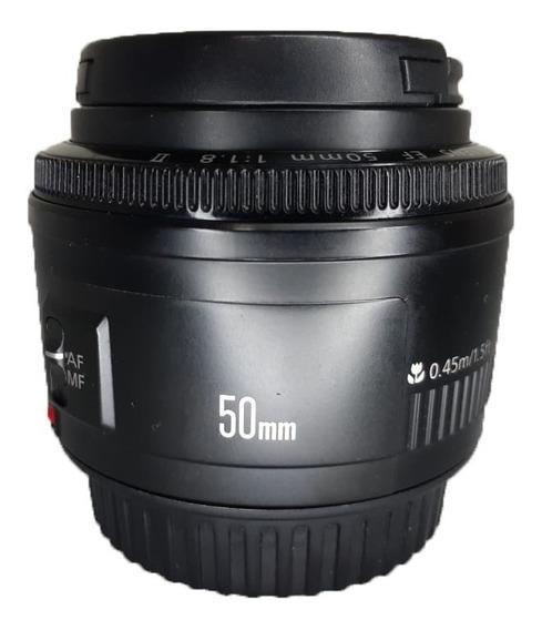 Lente Canon Ef 50mm F/1.8 Auto-foco