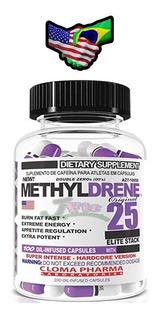Methyldrine 25 Clone Pharma 100 Caps Importado Garantia