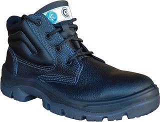 elegante y elegante bajo precio gran surtido Zapato Botin Trabajo Punta Acero - Botines y Zapatos en ...