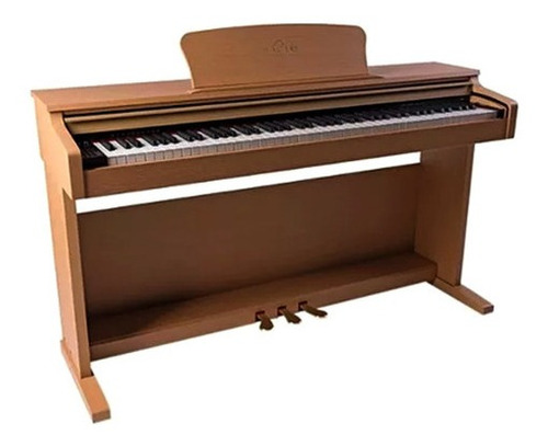 Piano Digital Walters Dk-100b Cherry - Envío Gratis