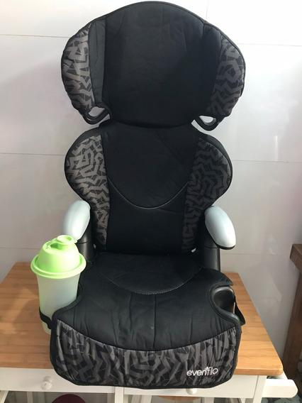 Cadeira Booster Carro Auto Evenflo Big Kid 15 A 36kg Usa