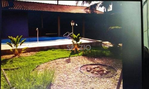 Imagem 1 de 20 de Casa Com 3 Dormitórios À Venda, 217 M² Por R$ 530.000,00 - Jardim Portugal - Rio Claro/sp - Ca0566