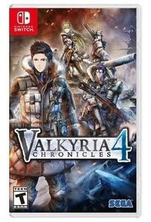 Valkyria Chronicles 4 - Juego Físico Switch - Sniper Game