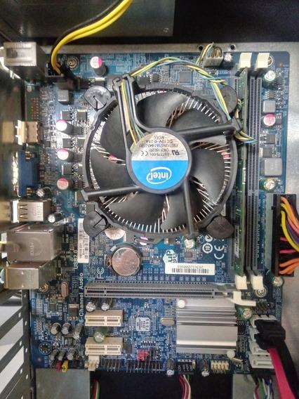 Kit 1155 - Suporta Processadores I3, I5 E I7 Segunda Geração