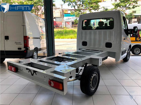 Chassi Cabine Renault Master L2h1 2018 2019