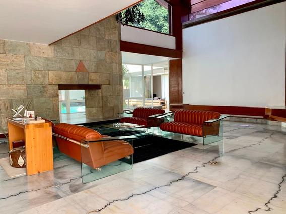 Oportunidad! Residencia De Lujo Con Alberca El Pedregal