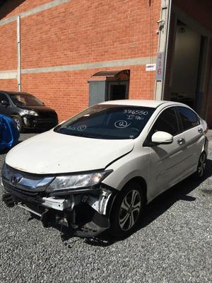 Sucata Para Retirada Peças Honda City Ex Cvt 2016 Automático