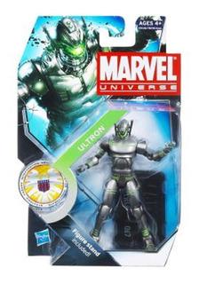 Ultron Marvel Universe Coleccionable Comics S3 Nº017