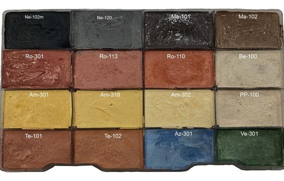 Pigmento Ferrite Piedra París X 1 Kg. Revestimientos
